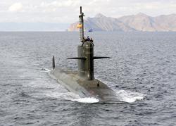 Submarino. Torno mecanizado portátil