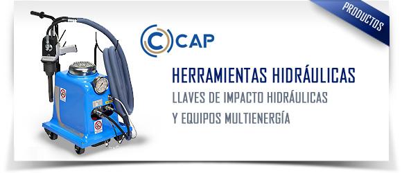 CAP, Srl Herramientas hidráulicas