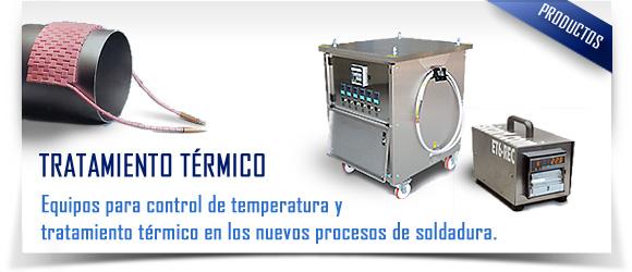 Tratamiento térmico para procesos de soldadura