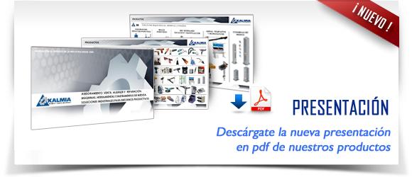 Presentacion pdf productos
